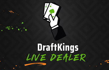 DraftKings live casino