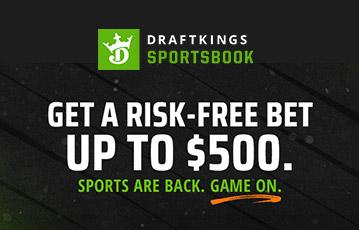 DraftKings sport free bet