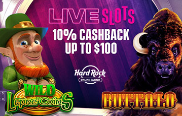 Hard Rock Casino Cashback