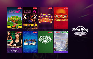 Hard Rock Casino Slots US