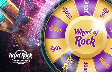 Hard Rock Casino Wheel US