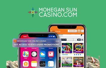 Mohegan Sun Mobile Casino