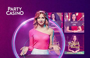 Party Casino Live Casino US