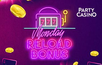 Party Casino Reload Bonus US