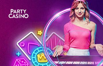 PartyCasino Pro and Con