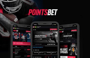 PointsBet Sports Mobile US