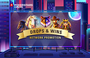 PokerStars Casino Drops & Wins US