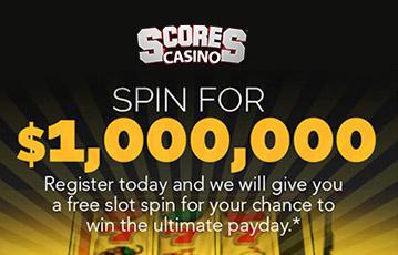 Scores Casino Slots US