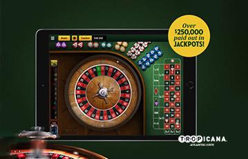 Tropicana Casino Live US