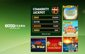 Tropicana Casino Slots US