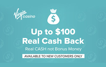Virgin casino bonus