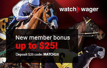 Watch and Wager sports bonus