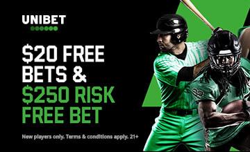 Unibet - Get your Free Bet now!