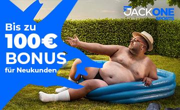 JackOne - Jetzt Bonus sichern