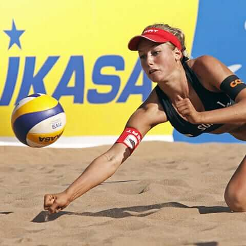 Beach Volleyball Wetten