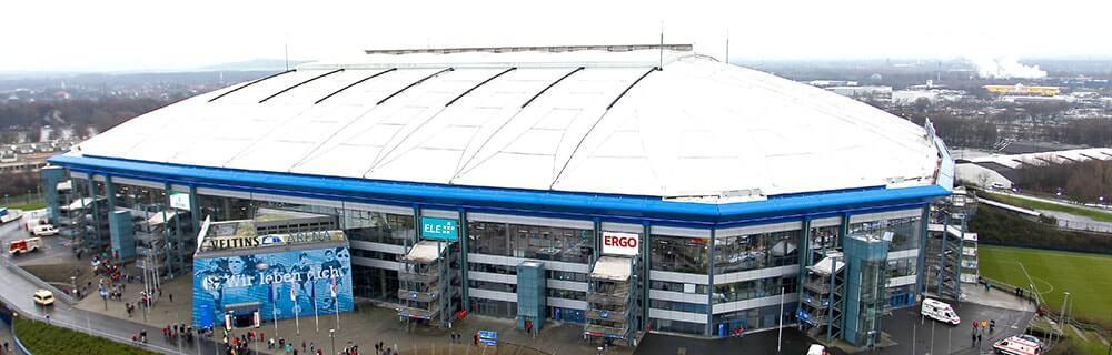 Die besten Online Sportwetten Schalke Veltins Arena