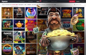 Die besten Online Casino Spiele Spielefigur Charakter bärtiger Mann mit Helm voller Münzen