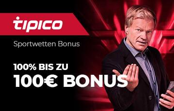 Der beste Online Sportwetten Bonus tipico Close-up Mann im Anzug mit smartphone in der Hand einladend