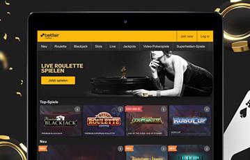 Die besten Online Casino Apps tablet Startseite betfair Illustration Pokerchips und Pokerkarte