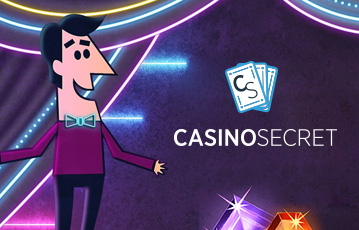 Die besten Online Casino Spiele Illustration Cruopier casinosecret Diamanten