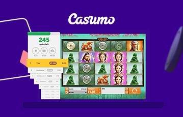 Die besten Online Casino Spiele screen Laptop casumo Spieleauswahl