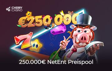 Die besten Online Casino Spiele Illustration Spielecharaktere und Diamanten und 25000 Euro netent Preispool