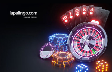 Die besten Online Casino Live Spiele lapalingo Roulette Pokerkarten und Pokerchips