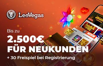 Der beste Online Casino Bonus leovegas 2500 Euro für Neukunden screenshots smartphone Casino Spieleauswahl
