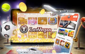 Leo Vegas Pros und Contras