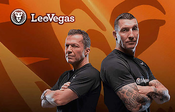 Die besten Online Sportwetten bei leovegas Close-up Oliver Kahn und Stefan Kretzschmar