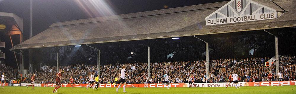 Die besten Online Sportwetten Fussballspiel im Fulham football club