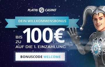 Die besten Online Casino Spiele der beste Casino Bonus Platin Casino Willkommensbonus 100 Euro Illustration Spielefigur