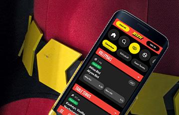 Die besten Online Casino Spiele Live rizk smartphone screen rizk Poker Tische Auswahl