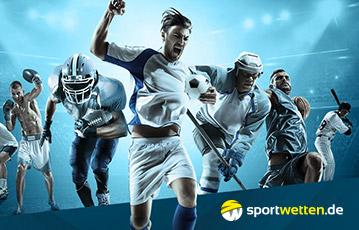 Die besten Online Sportwetten Banner Sportler