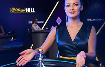 Die besten Online Casinos Spiele bei William Hill Live Casino Frau präsentiert Roulette