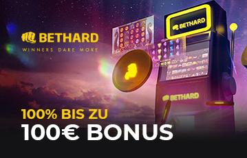 Die besten Online Casino Spiele bei bethard der beste Casino 100 Euro Bonus Spieleautomat
