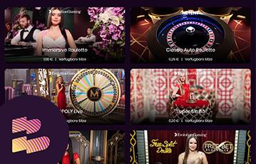 Die besten Online Casinos bei boomcasino Übersicht screens live casino Spiele Roulette Glücksrad