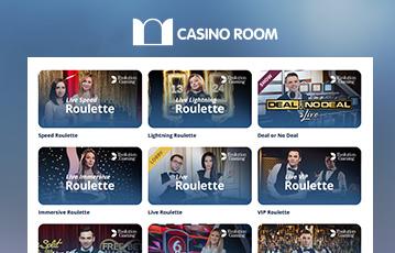 Die besten Online Casino Spiele bei casino room live Casino Spiele Übersicht Auswahl Roulette Tische