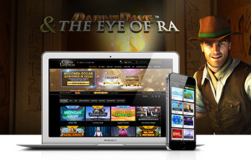 Die besten Online Casino Spiele bei casino las vegas mobile App laptop smartphone screen Spiele Auswahl Spiele-Charakter