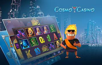 Cosmo Casino Pros und Contras