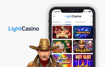 Die besten Online Casinos bei light casino mobile App smartphone Übersicht Spiele Spiele-Charakter