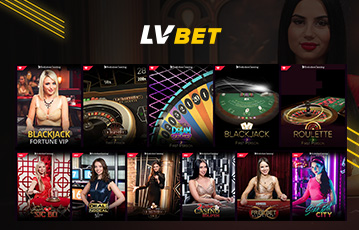 Die besten Online Casinos bei lvbet die besten live Spiele Übersicht Blackjack Live Tische