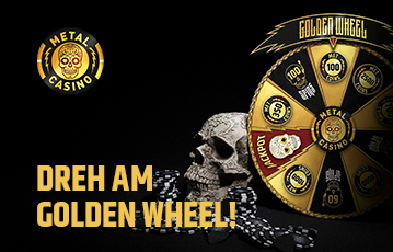 Die besten Online Casinos bei metal casino call to action dreh am golden wheel Totenkopf