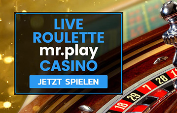 Die besten Online Casinos bei mr. play call to action live Roulette Casino