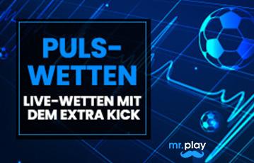 Die besten Online Casinos bei mr. play call to action Pulswetten Livewetten mit dem extra Kick