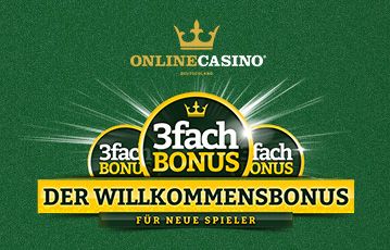 Die besten Online Casino Spiele bei onlinecasino call to action der Willkommensbonus