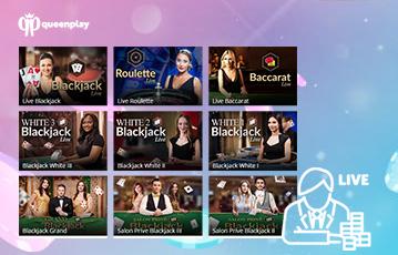Die besten Online Casino Spiele bei queenplay live Spiele Übersicht