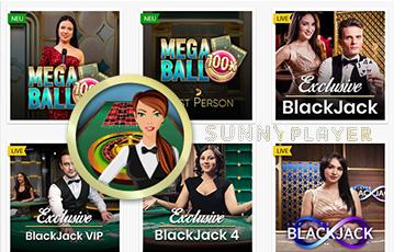 Die besten Online Casino Spiele bei sunnyplayer live Spiele Übersicht