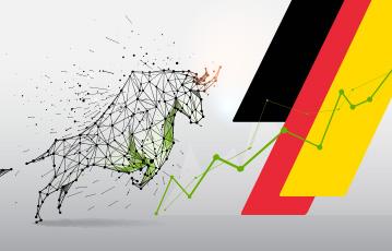 wall strett bulle Illustration netzwerk Diagramm Kurve Streifen schwarz rot gold