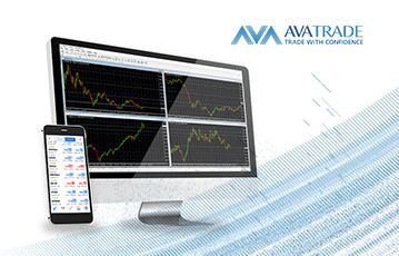 smartphone desktop Aktien Diagramme auf screen